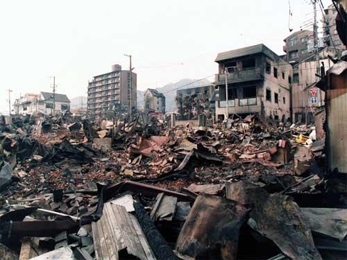 Terremotos: Kobe 1995
