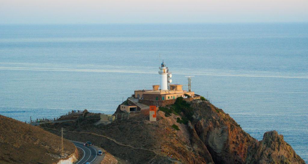 Farol del Cabo de Gata..